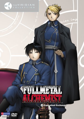 Fullmetal Alchemist, Volume 3: Equivalent Exchange (The Viridian Collection)