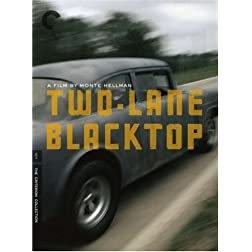 Two-Lane Blacktop - Criterion Collection