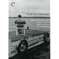 Ingmar Bergman - Four Masterworks (Criterion Collection)