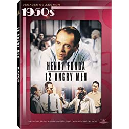 12 Angry Men (Decades Collection with CD)