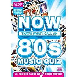 Now That's What I Call a Music Quiz-the 80's