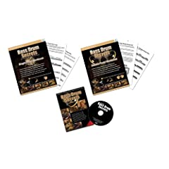 Bass Drum Secrets - 2 books - 1 DVD