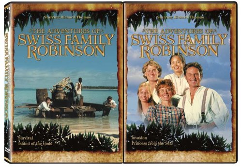 Adventures of Swiss Family Robinson 2 Pack (2pc)