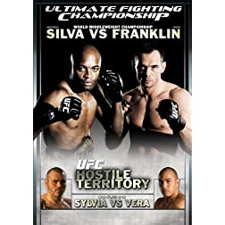 Ultimate Fighting Championship, Vol. 77: Hostile Territory
