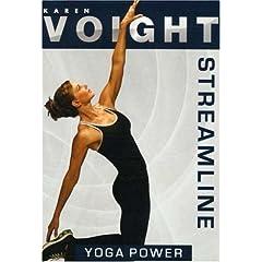 Karen Voight: Yoga Power - A Flexible Approach to Strength