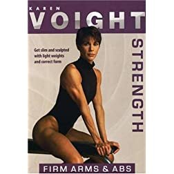 Karen Voight: Firm Arms and Abs