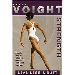 Karen Voight: Lean Legs and Buns