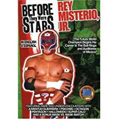 Before They Were Wrestling Stars: Rey Misterio, Jr.