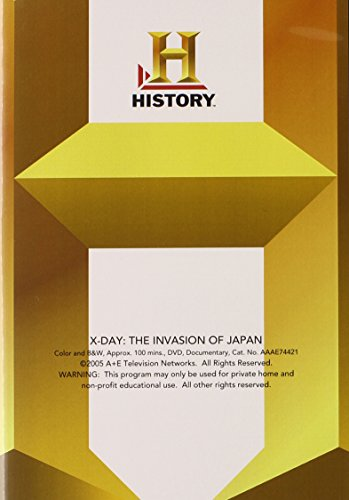 X-Day: The Invasion of Japan
