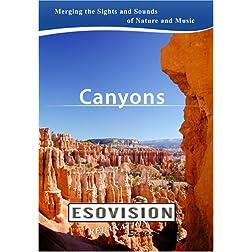 ESOVISION Relaxation  CANYONS