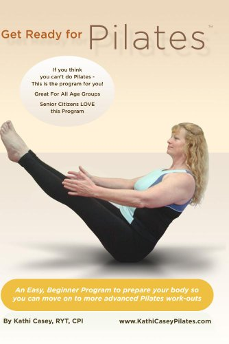 Get Ready For Pilates with Kathi Casey