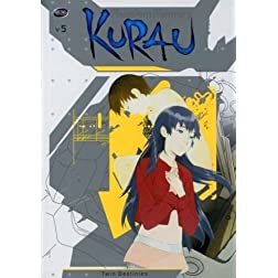 Kurau Phantom Memory, Vol. 5: Twin Destinies
