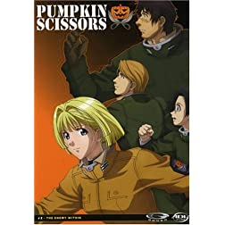 Pumpkin Scissors, Vol. 2 - The Enemy Within