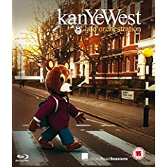 Kanye West - Late Orchestration [Blu-ray]
