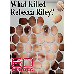 60 Minutes - What Killed Rebecca Riley? (September 30, 2007)