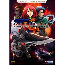 Robotech - The Shadow Chronicles Movie (Two-disc Collector's Edition)