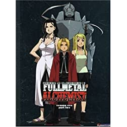 Fullmetal Alchemist: Season 1, Part 2 Box Set