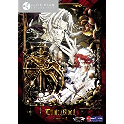 Trinity Blood: Chapter I - Viridian Collection