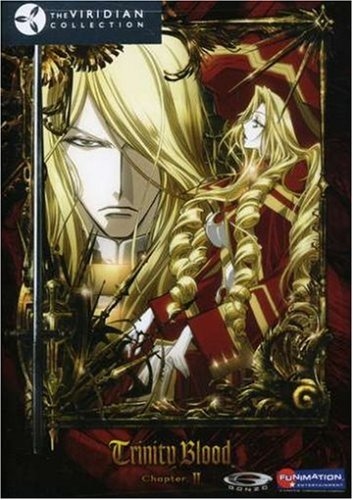 Trinity Blood: Chapter II - Viridian Collection