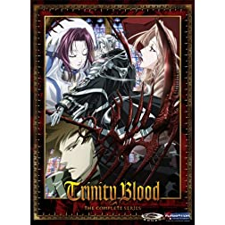Trinity Blood Box Set