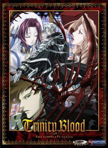Trinity Blood Box Set