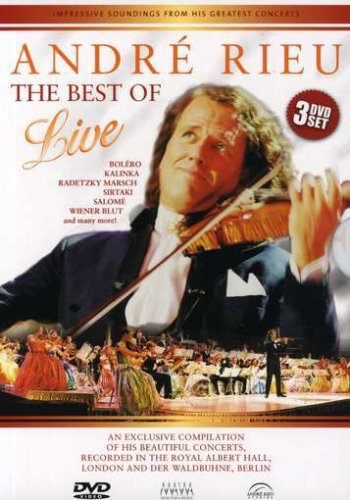 Best of Live-Boxed