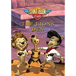 Storyteller Cafe: The Lion's Den