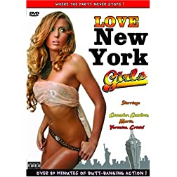 I LOVE NY GIRLS