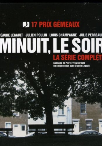 Minuit Le Soir-Seasons 1 2 3 [Region 2]