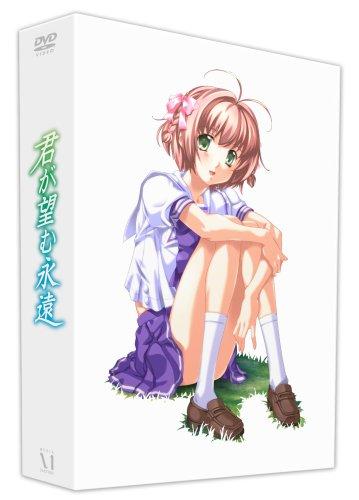 Kimi Ga Nozomu Eien DVD Box