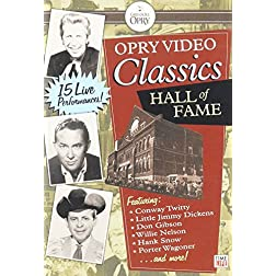 Grand Ole Opry Video Collection: The Hall of Fame