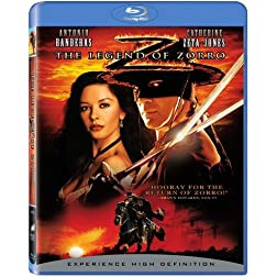 Legend of Zorro [Blu-ray]
