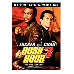 Rush Hour 3 (Two-Disc Platinum Series)