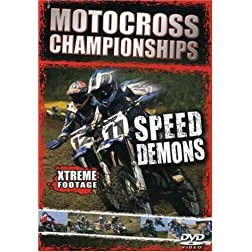 Motocross Championships: Speed Demons