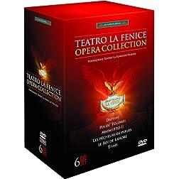 Teatro La Fenice Opera Collection - Thais, Les Pecheurs de Perles, Daphne, Le Roi de Lahore, Maometto II, Pia de Tolemei