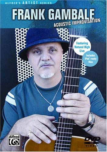 Frank Gambale- Acoustic Improvisation