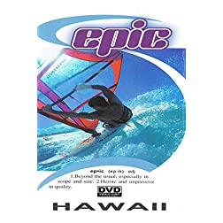 EPIC- windsurfing Hawaii