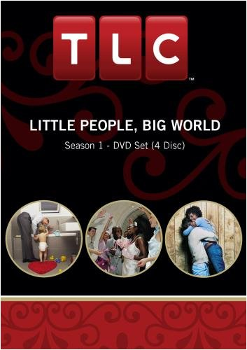 Little People, Big World Season 1 Set (4 Disc)