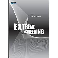 Extreme Engineering Season 2 - DVD Set (5 Disc)