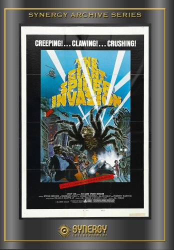 Giant Spider Invasion (1975)