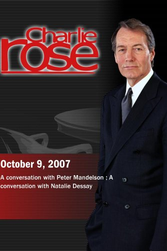 Charlie Rose (October 9, 2007)