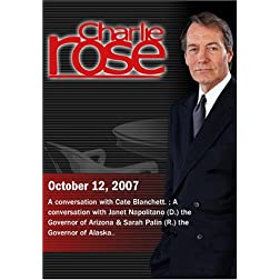 Charlie Rose (October 12, 2007)