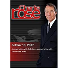 Charlie Rose (October 19, 2007)