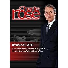Charlie Rose (October 31, 2007)