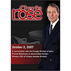 Charlie Rose (October 2, 2007)