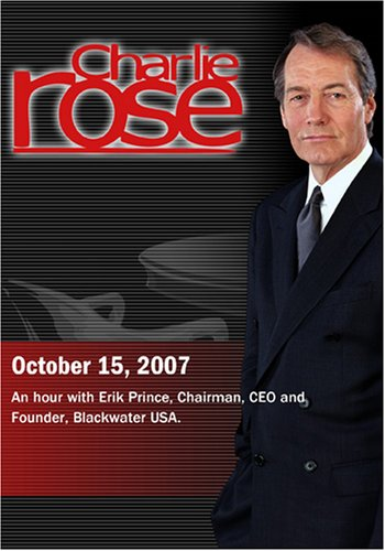 Charlie Rose (October 15, 2007)
