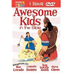 Awsome Kids in the Bible