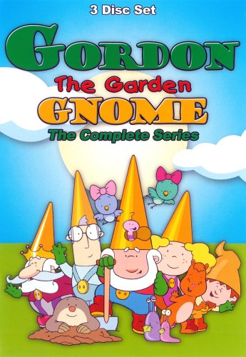 Gordon the Garden Gnome-Complete Series