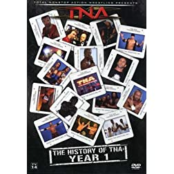 TNA Wrestling Presents: TNA Wrestling Year 1