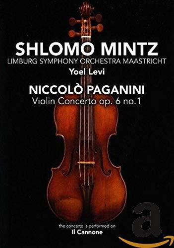 Paganini-Violin Concerto No 1